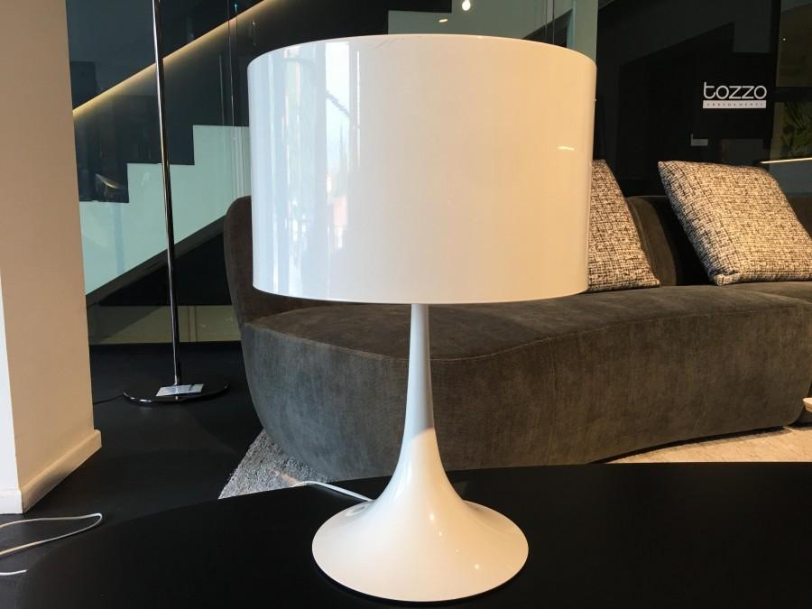 Lampada Da Tavolo Flos Spun Light A Milano Sconto 35