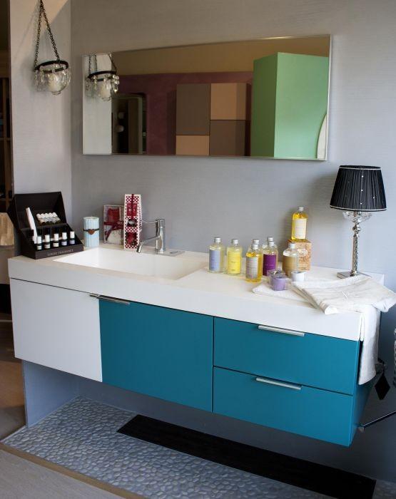 Mobile bagno blu form facto a torino sconto 73 for Mobile bagno blu
