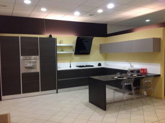 Cucina angolare Arrital AK03 a Novara