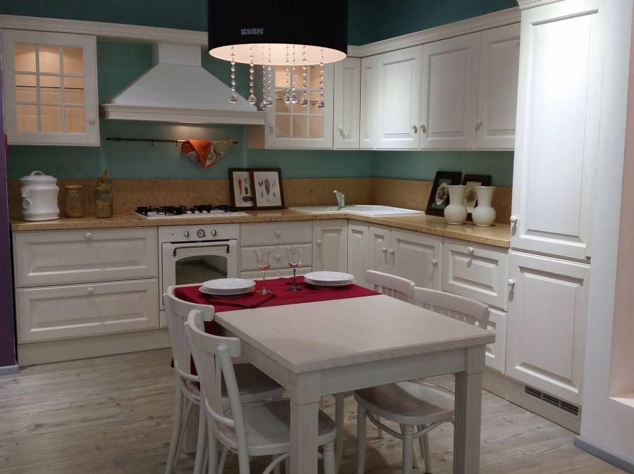 Cucina scavolini baltimora a pistoia codice 13888 - Cucina baltimora scavolini ...