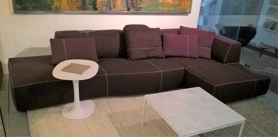 Divano chaise longue b b italia bend sofa a modena for B et b italia
