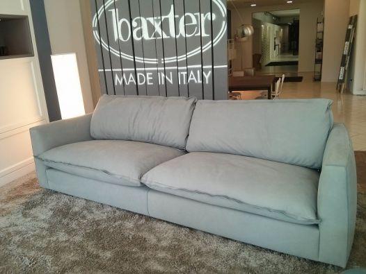 Divano baxter brest a lecco sconto 40 for Baxter prezzi divani