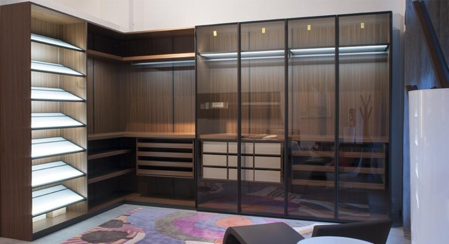 cabina armadio porro storage a mantova sconto 40