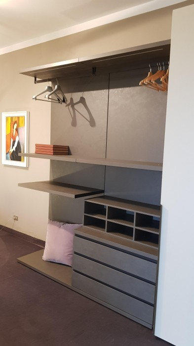Cabina armadio Sangiacomo Panorama a Milano - Sconto 35%