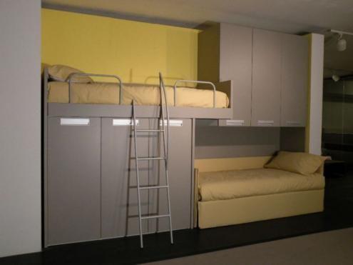 Cameretta gab misuraemme cameretta con letto a castello - Cameretta con letto a castello ...
