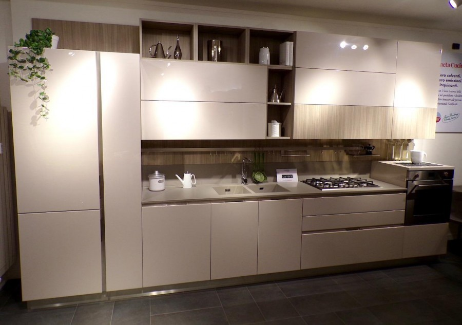 Cucina Veneta Cucine Carrera a Bergamo - Sconto 51%