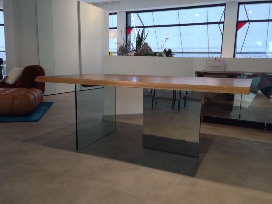 Tavolo riflessi cubric a monza e brianza sconto 62 for Riflessi tavoli e sedie
