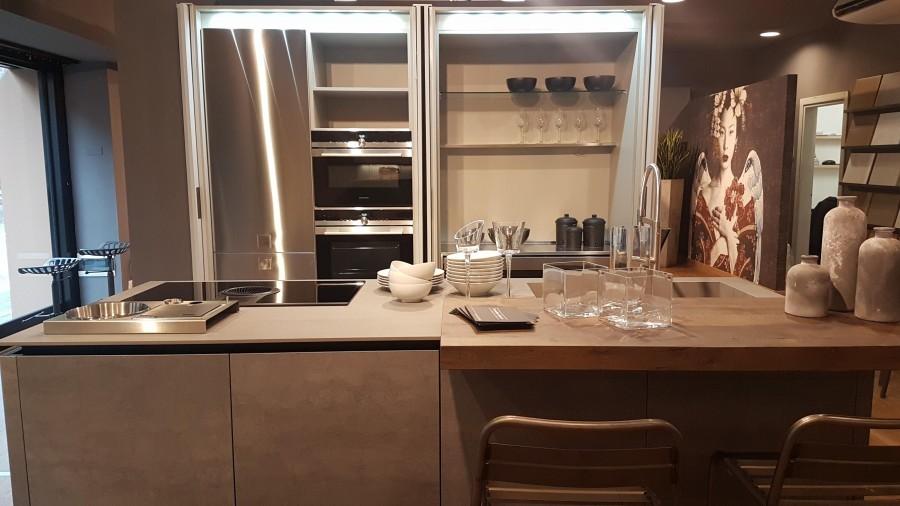 Cucina con Isola Aran cucine LAB13
