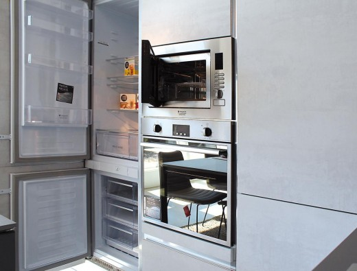 Cucina angolare Astra Sp 22 Tecnomalta - Como