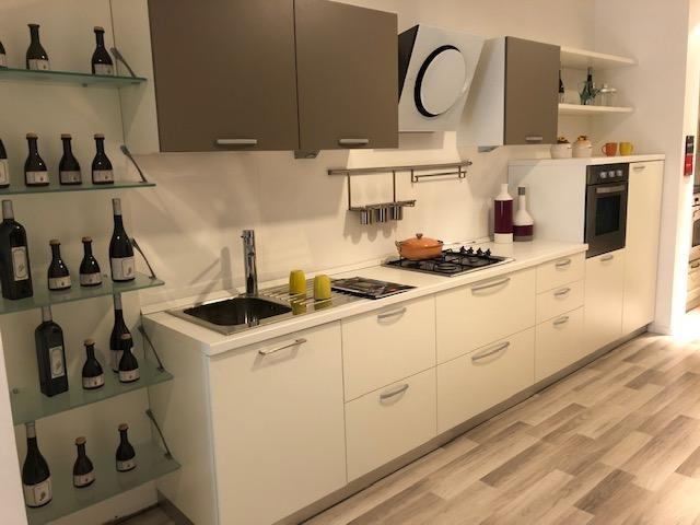 Cucina lineare Scavolini SAX a Catania - Sconto 48%