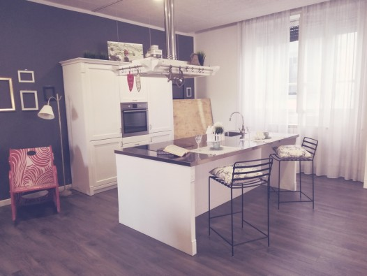Cucina Con Isola Minacciolo English Mood Cucina Monza E Brianza