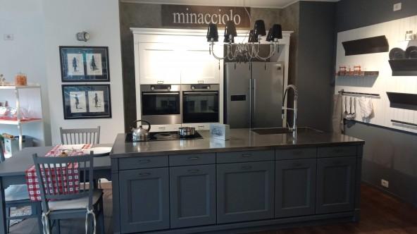 Cucina Con Isola Minacciolo Englishmood Milano