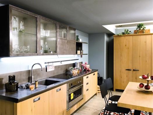 Cucina lineare Scavolini Diesel - Lecco