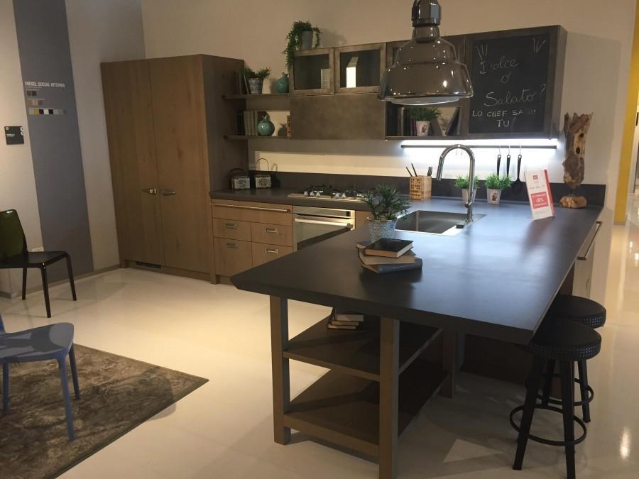 Cucina Scavolini Diesel a Monza e Brianza - Sconto 50%