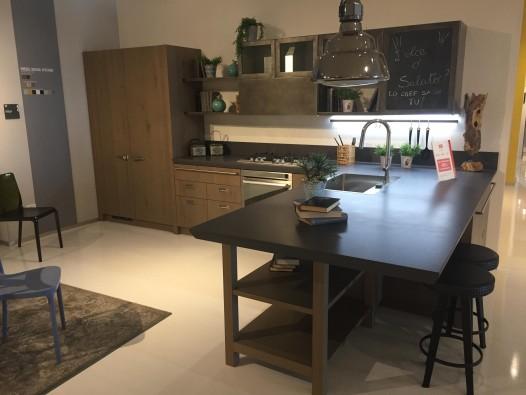 Cucina Scavolini Diesel.Cucina Con Penisola Scavolini Diesel Monza E Brianza