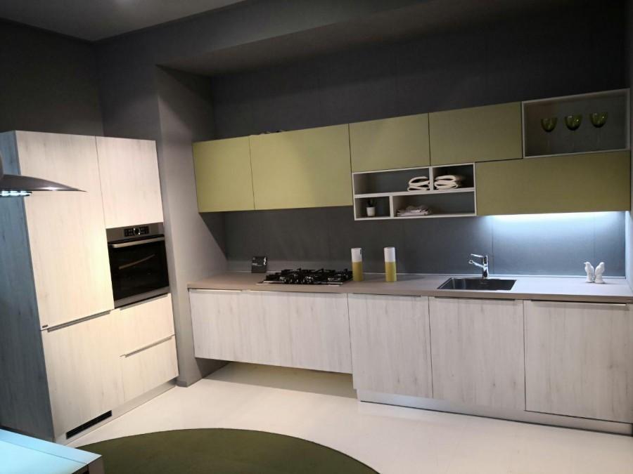 Cucina Scavolini Mood a Milano - Sconto 60%