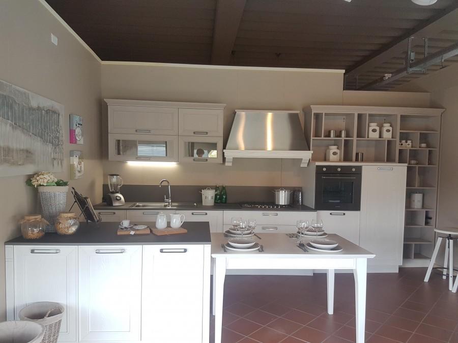 Cucina con Isola Stosa Cucine Maxim