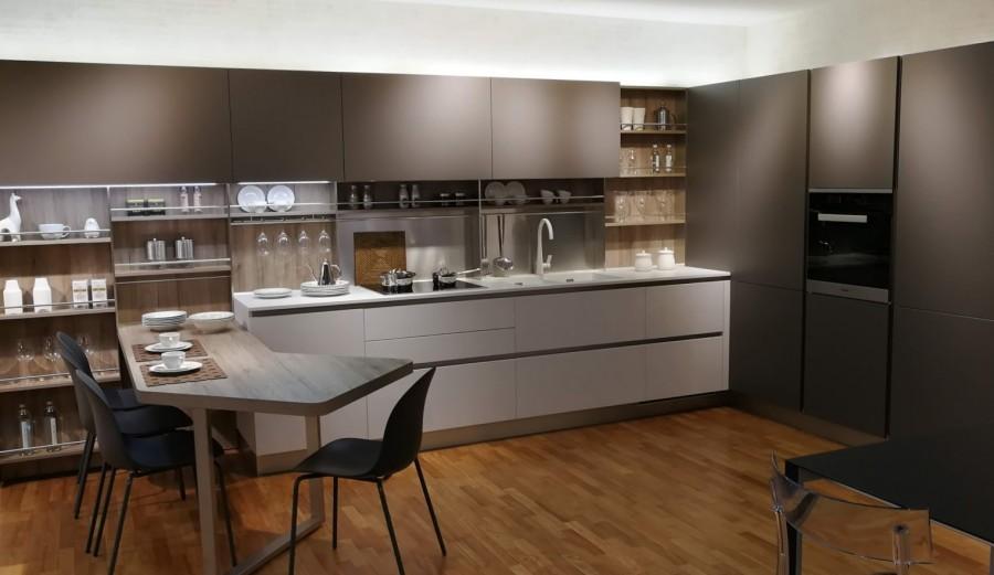 Opinioni Veneta Cucine Start Time.Cucina Con Penisola Veneta Cucine Start Time J A Monza E Brianza
