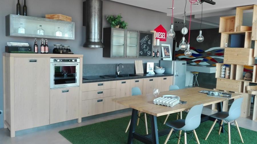 Cucina scavolini diesel a verona sconto 47 for Cucina diesel scavolini