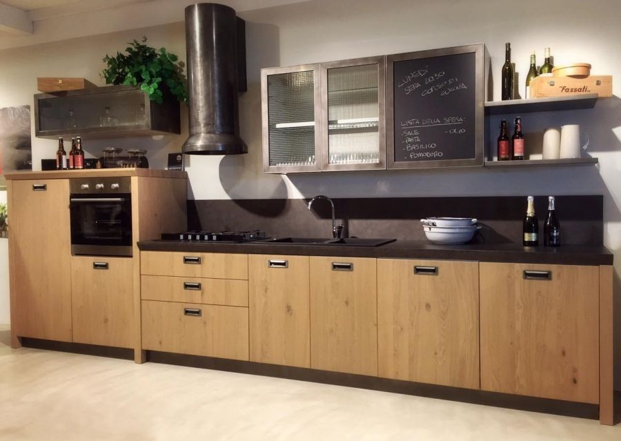 Cucina scavolini diesel a verona sconto 44 - Scavolini cucine diesel ...