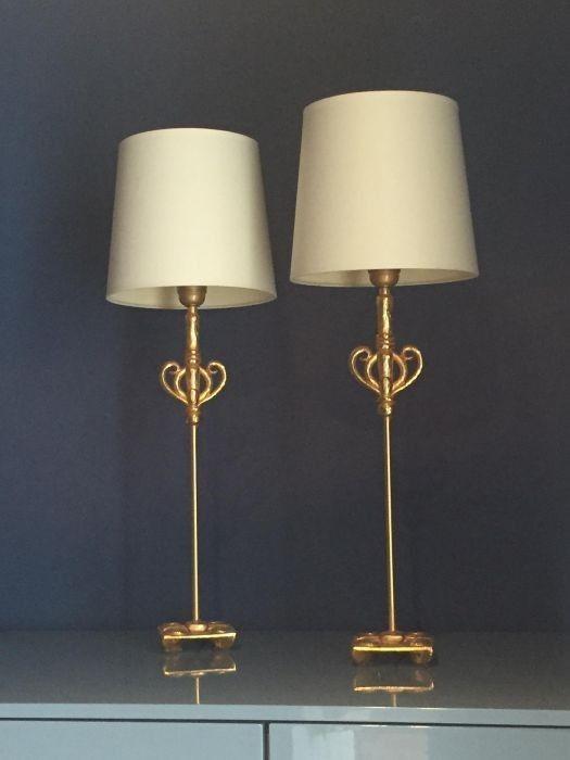 Lampada da tavolo produz artigianale fondica a monza e - Lampada da tavolo artigianale ...