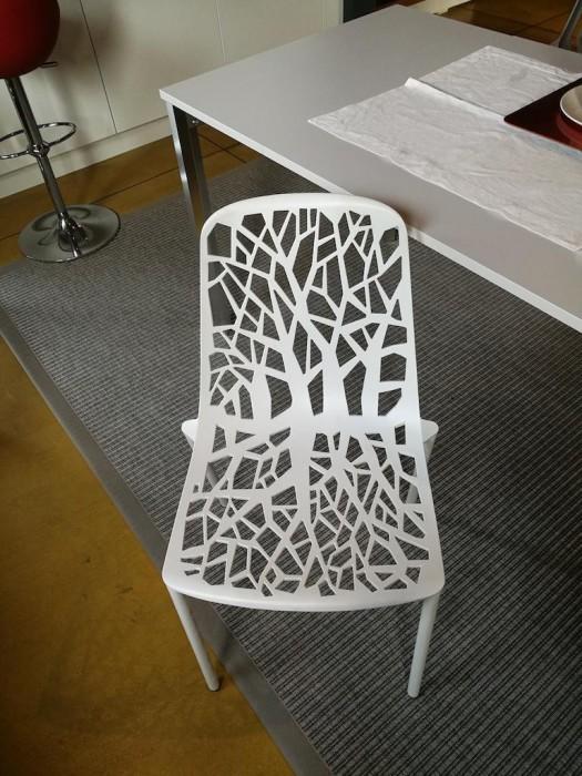 Sedia da giardino fast spa forest a bergamo sconto 40 for Sedie outdoor design