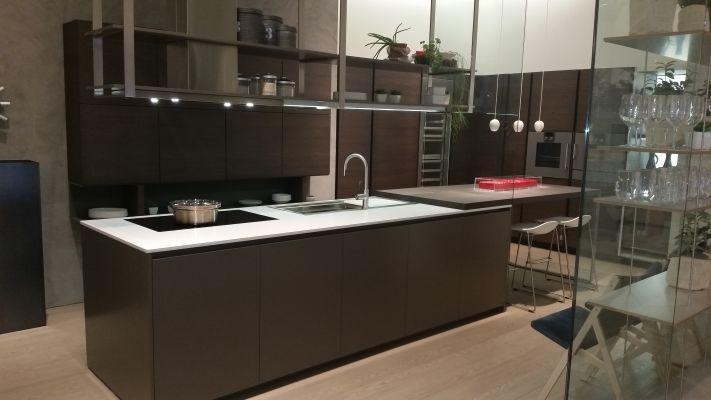 Cucina Dada Hi-Line 6 composizione isola
