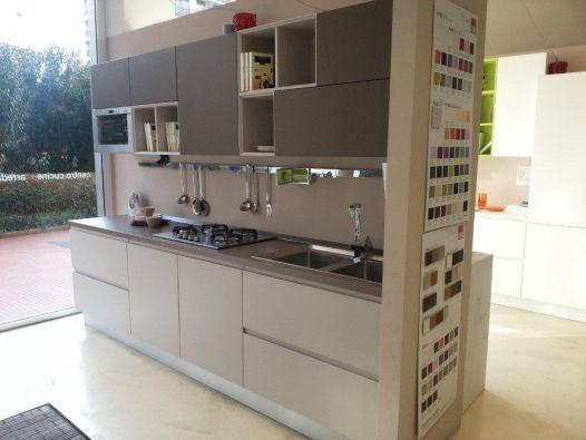 Cucina lineare Lube linda a Milano