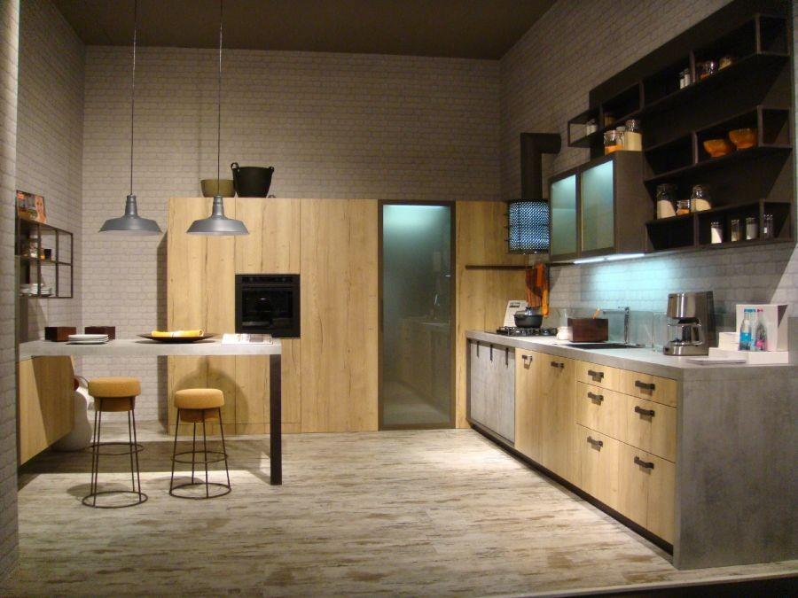 Cucina snaidero loft a milano sconto 40 - Prezzi cucine snaidero ...
