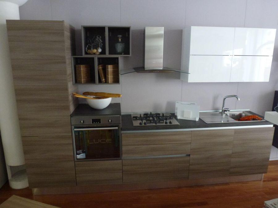 Cucina lineare Artec Lungomare