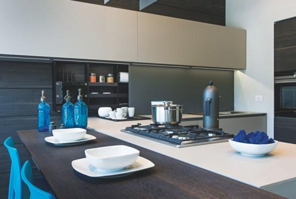 spedizione gratuita risparmia fino all'80% migliore vendita Cucina con penisola Modulnova MH6 - Monza e Brianza