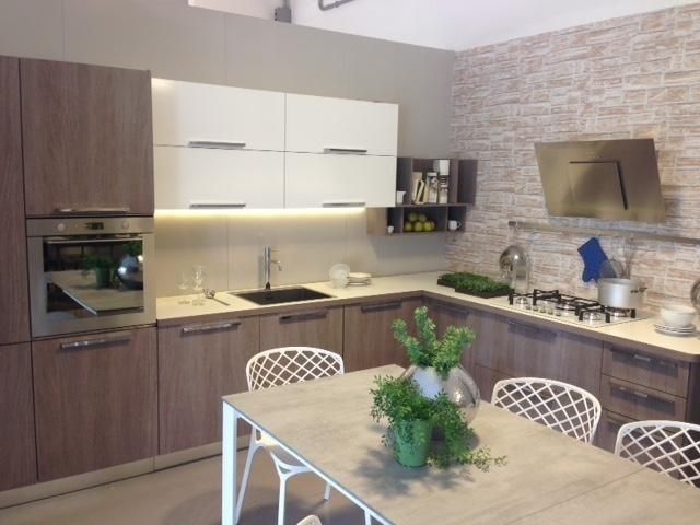 Cucina angolare Stosa Cucine Milly