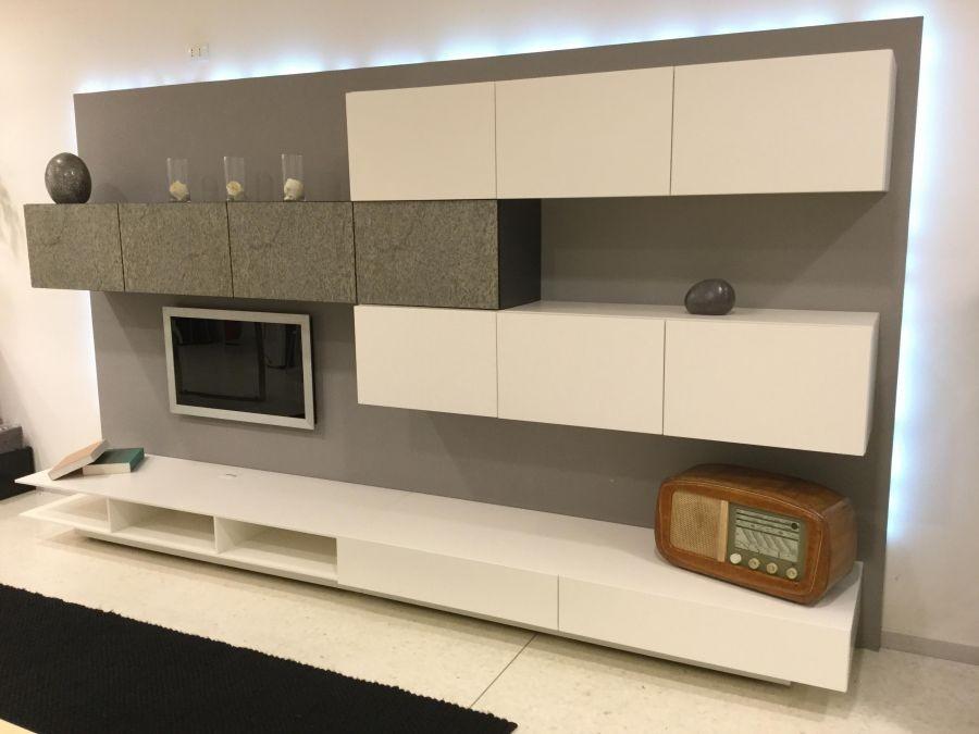 soggiorno componibile presotto italia modulart a verona