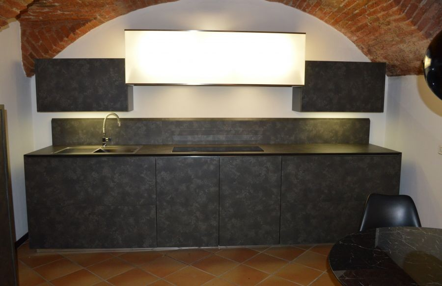 Scic Outlet. Cucina Scic With Scic Outlet. Stunning Steel ...