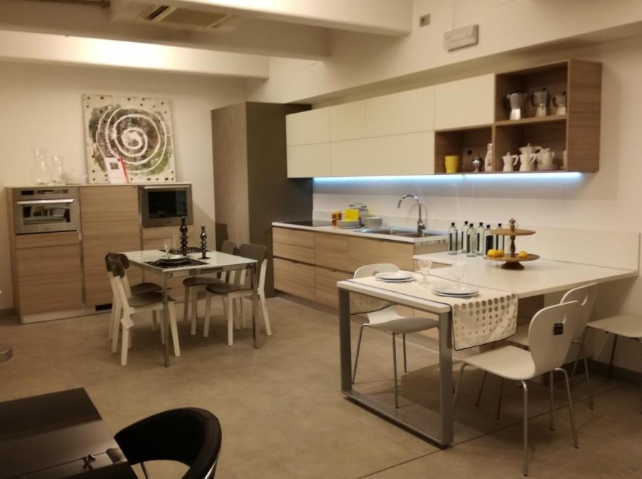 Cucina Scavolini Mood Flat a Lecco - Sconto 50%