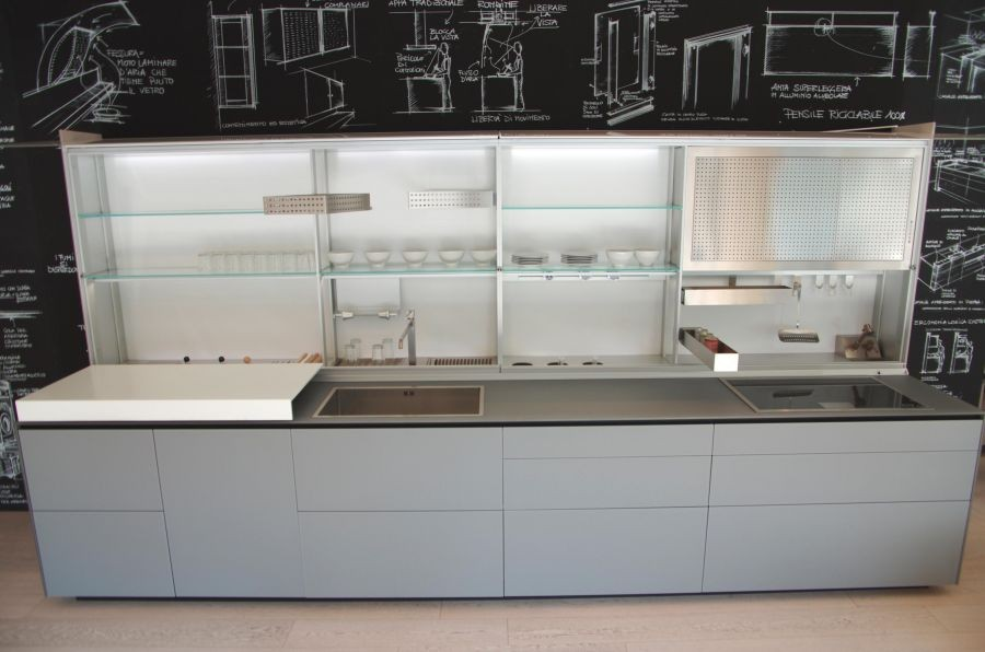Awesome New Logica System Valcucine Prezzo Gallery - Ideas & Design ...
