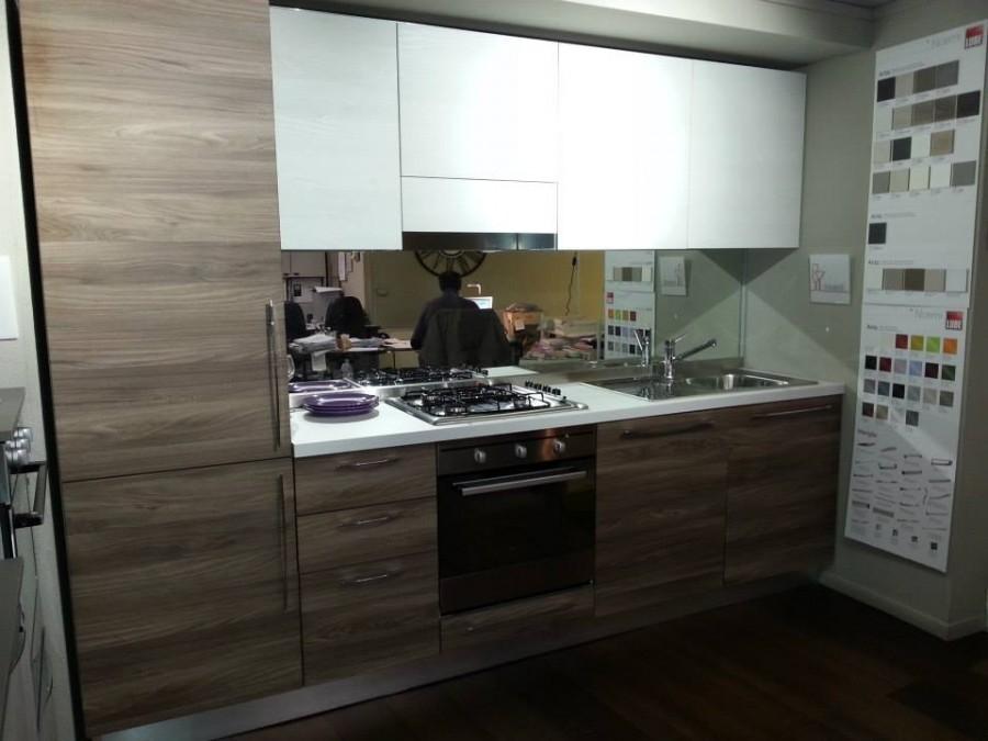 Cucina Lineare Lube Noemi A Milano Sconto 45