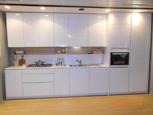 Cucina lineare snaidero orange a varese - Cucine a induzione consumi ...