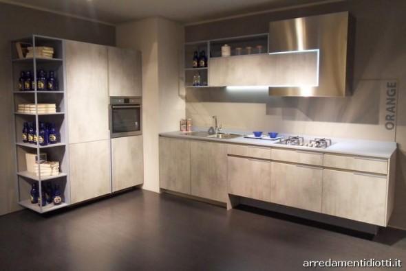 Cucina Snaidero Orange Evo - Monza e Brianza