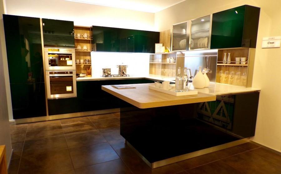 Cucina Veneta Cucine Oyster a Bergamo (Codice: 23543)