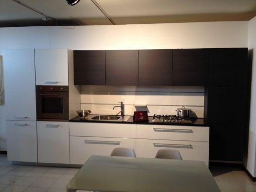 Cucina lineare schiffini pantry a bergamo - Schiffini cucine ...