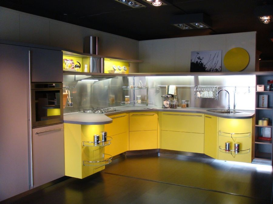 Cucina Snaidero Skyline 2.0 a Milano - Sconto 58%
