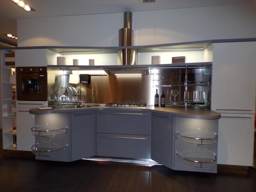 Cucina Snaidero Skyline a Bergamo - Sconto 45%