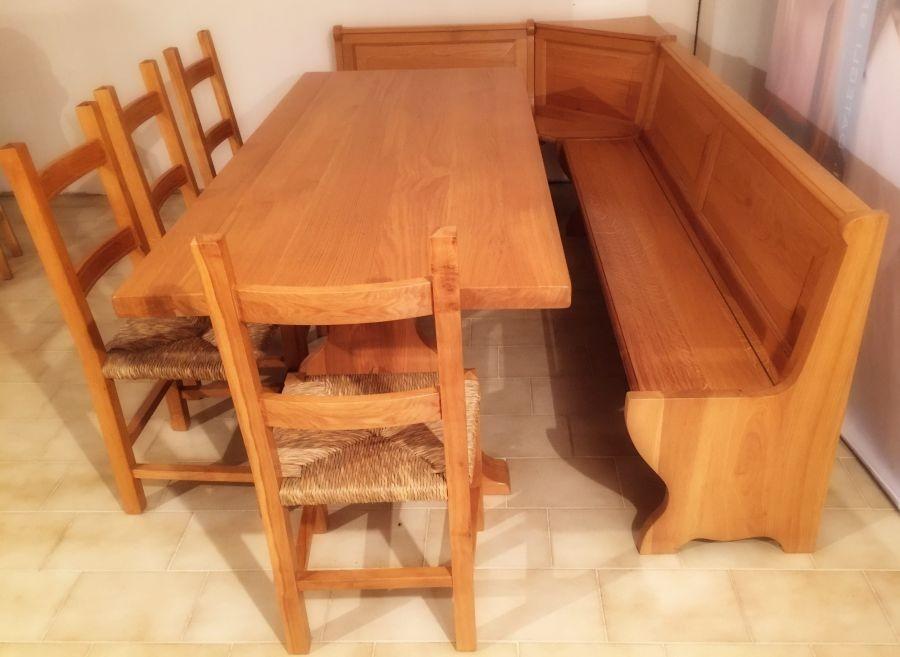 Tavolo E Sedie Cucina : Complemento d arredo taverna rustica a verona codice