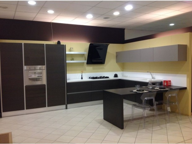 Cucina angolare Arrital AK03