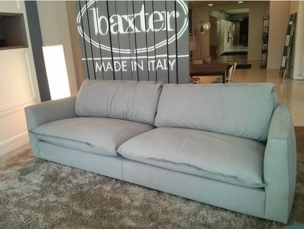 Baxter outlet divani poltrone tavoli e pouf con sconti for Baxter mobili