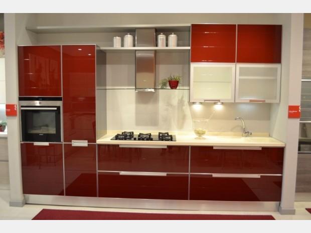 Cucine lineari a Milano