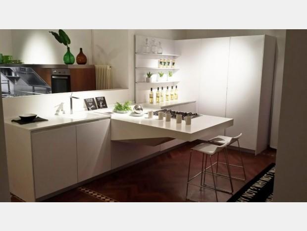 Cucina lineare Snaidero Board