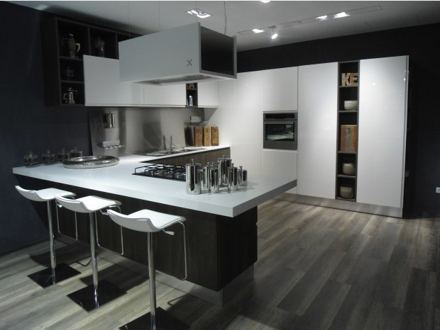 Cucina berloni b cinquanta anta taglio 35 milano - Berloni cucine moderne ...