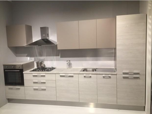 Cucina lineare Arredo3 CLOE